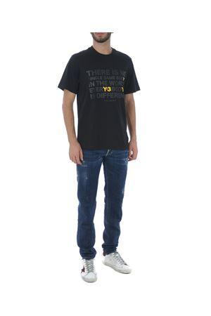 T-shirt Y-3 Y-3 | 8 | DP0474BLACK-YELLOW