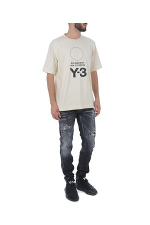 T-shirt Y-3 Y-3 | 8 | DP0478CHAMPAGNE-BLACK