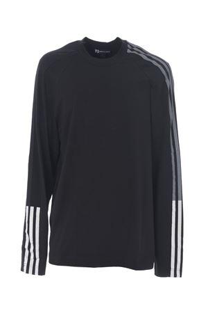 T-shirt Y-3 Y-3 | 8 | DP0492BLACK-COREWHITE