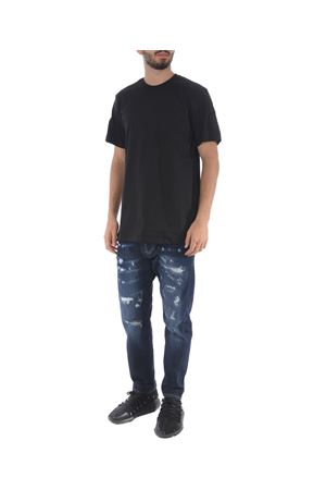 T-shirt Yes London YES LONDON | 8 | XM3725NERO