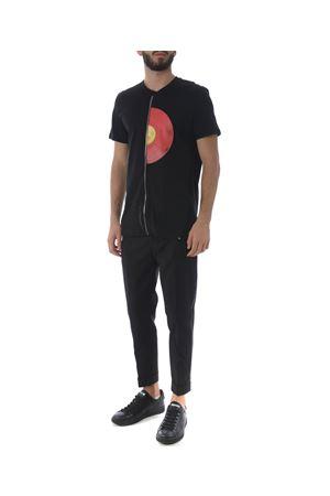 T-shirt Yes London YES LONDON | 8 | XM3740NERO