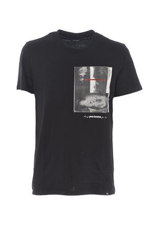 T-shirt Yes London YES LONDON | 8 | XM3741NERO