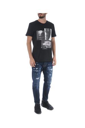 T-shirt Yes London YES LONDON | 8 | XM3747NERO