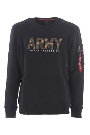 Felpa Alpha Industries ALPHA INDUSTRIES | 10000005 | 18830403
