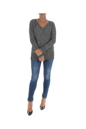 Base Milano tricot sweater in alpaca blend BASE MILANO | 7 | B1300880-833