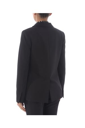 Be Blumarine jacket in black stretch cady BE BLUMARINE | 3 | 8404140
