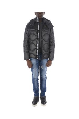 Blauer wings down jacket in iridescent nylon BLAUER | 783955909 | BLUC030405497-999