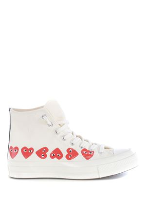 COMME des GARCONS PLAY | 5032245 | P1K116OFF WHITE