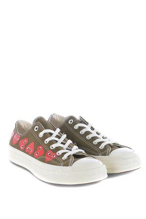 Sneakers Comme des Garçons Play by Converse chuck 70 COMME des GARCONS PLAY | 5032245 | P1K117KHAKI