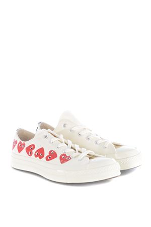 COMME des GARCONS PLAY | 5032245 | P1K117OFF WHITE
