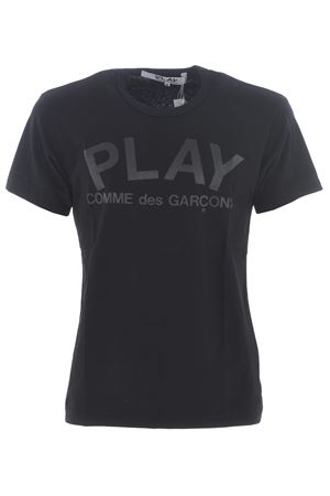 Comme des Garçons Play cotton T-shirt COMME des GARCONS PLAY | 8 | P1T188BLACK