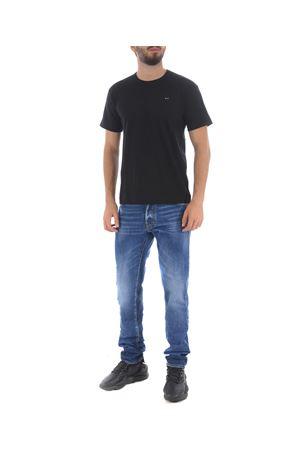 Comme des Garçons Play cotton T-shirt COMME des GARCONS PLAY | 8 | P1T202BLACK