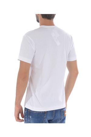 T-shirt Comme des Garçons Play COMME des GARCONS PLAY | 8 | P1T202WHITE