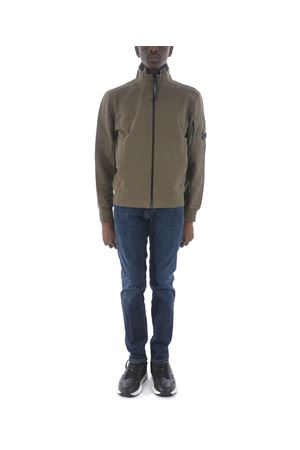 Felpa C.P. Company Diagonal Raised Fleece Lens Sleeve Zip C.P. COMPANY   10000005   07CMSS081A5086W-661