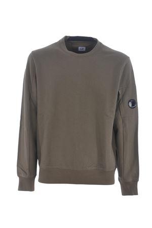 Felpa C.P. Company Diagonal Raised Fleece Lens C.P. COMPANY | 10000005 | 07CMSS082A5086W-661