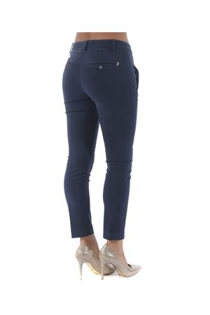 Dondup perfect trousers in moleskin DONDUP   9   DP066RS0032Z97-890