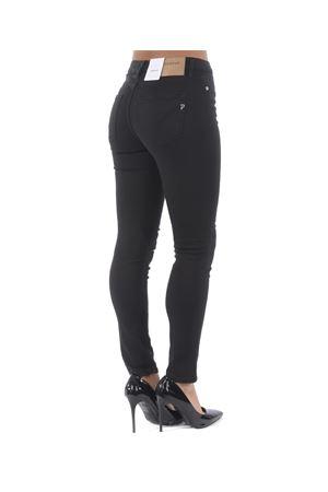 Dondup Iris jeans in super stretch cotton canvas DONDUP | 24 | DP450BS0013PTD-999