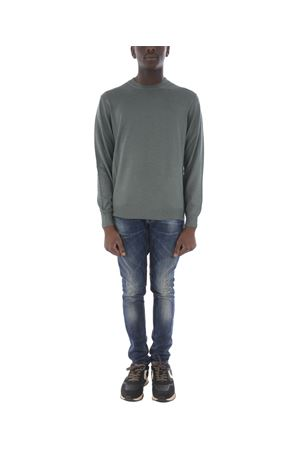 Dondup sweater in wool and camel blend DONDUP | 7 | UM948M00655002-633