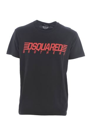 T-shirt Dsquared2 logo DSQUARED | 8 | S71GD0807S20694-900