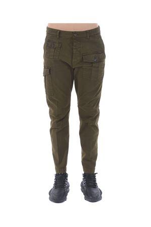 Pantaloni cargo Dsquared2 DSQUARED | 9 | S71KB0214S52240-697