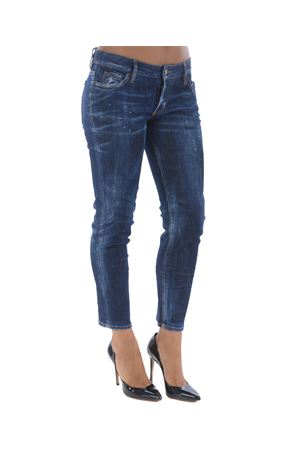 Jeans Dsquared2 jennifer cropped jean DSQUARED | 24 | S72LB0208S30342-470
