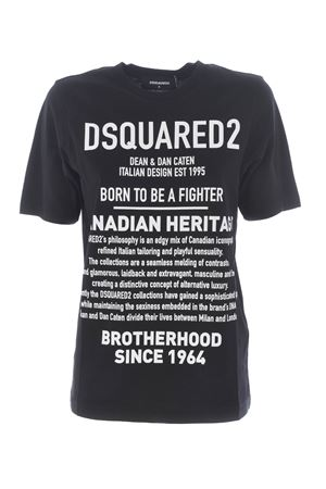 T-shirt Dsquared2 DSQUARED | 8 | S75GD0033S22844-900