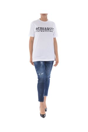 T-shirt Dsquared2 DSQUARED | 8 | S75GD0035S22427-100