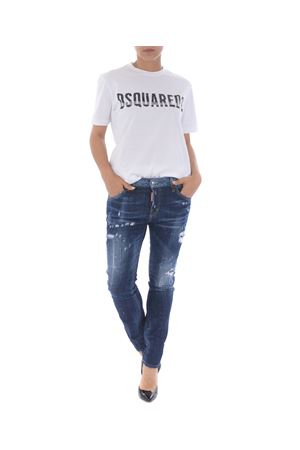 Jeans Dsquared2 cool girl jean DSQUARED | 24 | S75LB0190S30342-470