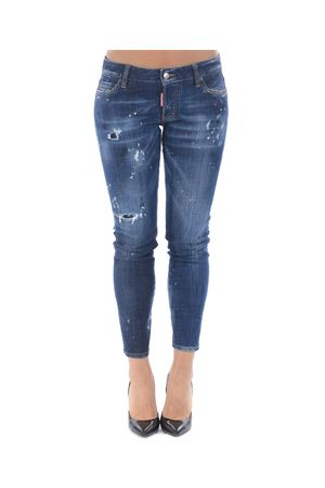 Jeans Dsquared2 jennifer cropped jean DSQUARED | 24 | S75LB0202S30342-470