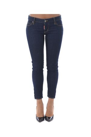 Jeans Dsquared2 jennifer cropped jean DSQUARED | 24 | S75LB0228S30595-470