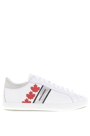 Sneakers Dsquared2 DSQUARED | 5032245 | SNM003506500001-M244