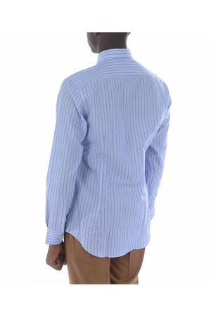 Etro shirt in light blue cotton ETRO | 6 | 129083209-250