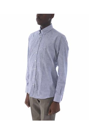 Etro shirt in cotton jacquard ETRO | 6 | 163653212-200