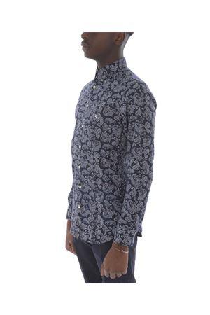 Etro shirt in jacquard cotton ETRO | 6 | 1K9643050-200