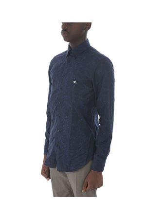 Etro shirt in jacquard cotton ETRO | 6 | 1K9643207-200