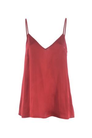 Top Federica Tosi FEDERICA TOSI | 40 | CN089ROSSO