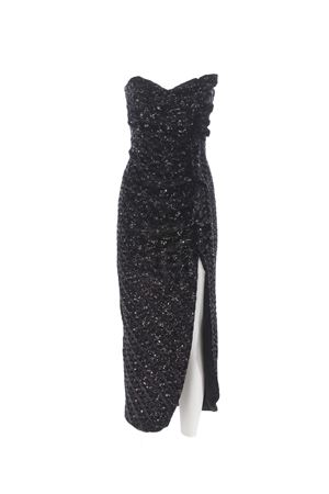 Giuseppe di Morabito longuette dress in sequins