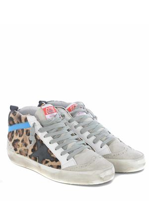 Sneakers donna Golden Goose mid star GOLDEN GOOSE | 5032245 | G35WS634T6