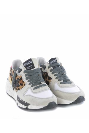 Sneakers donna Golden Goose running sole GOLDEN GOOSE | 5032245 | G35WS963H9
