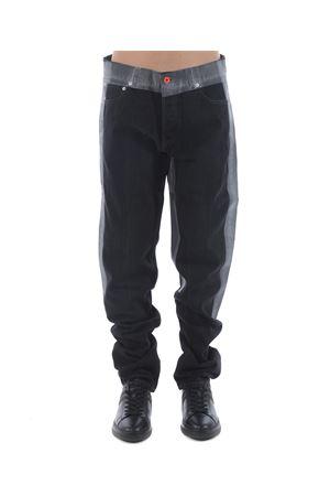 Pantaloni Heron Preston tape HERON PRESTON | 24 | HMYA001F197970307898