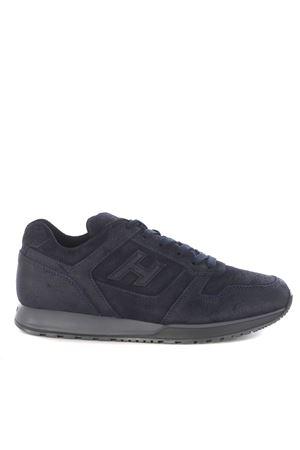 Hogan H321 sneakers in split leather HOGAN | 5032245 | HXM3210Y850HG0U801