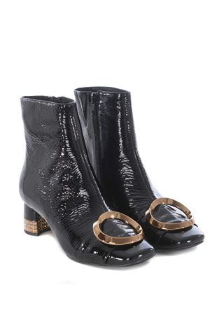 JEFFREY CAMPBELL | 76 | 91016AC301BLACK