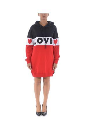 Abito maxi felpa Love Moschino MOSCHINO LOVE | 11 | W5B2401M4068-4072