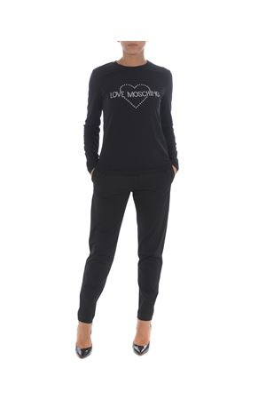 Pantaloni carrot Love Moschino MOSCHINO LOVE | 9 | WP96802S3112-C74