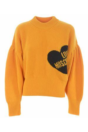 Maglia Love Moschino intarsio cuore MOSCHINO LOVE | 7 | WSG8520X9001-I84