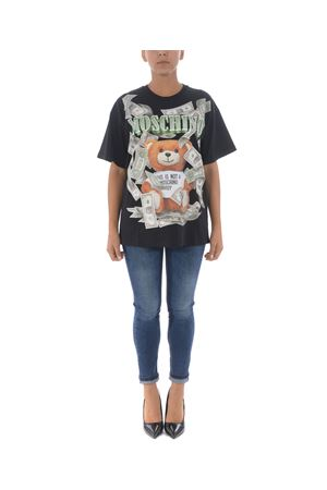 T-shirt Moschino teddy cash MOSCHINO | 8 | A07015440-1555