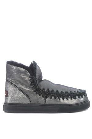 Stivaletti Mou mini eskimo sneaker MOU | 76 | MINIESKIMO-SUSAKIMGBLK