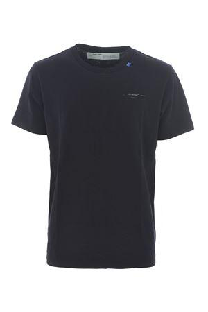 T-shirt Off White backbone slim OFF WHITE | 8 | OMAA027E191850011091