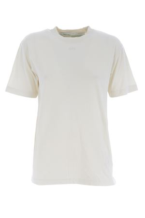 T-shirt Off White casual OFF WHITE | 8 | OWAA049E19F290960101