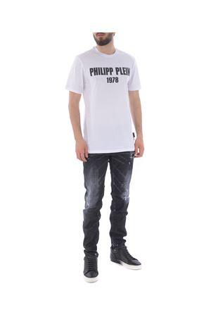 T-shirt Philipp Plein  ss pp 1978 PHILIPP PLEIN | 8 | MTK3594PJY002N-01